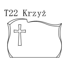 T22 KRZYŻ