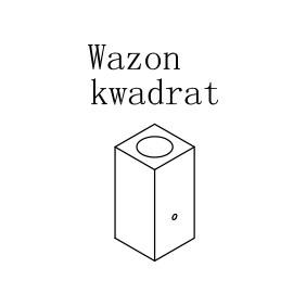 WAZON KWADRAT